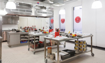 Image 3 : L'atelier des Chefs de St Paul's, London