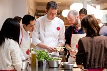 Formule de cours de cuisine : 3 hour cooking classes