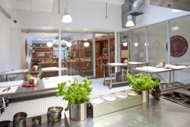L Atelier Des Chefs In London Discover Our Cookery