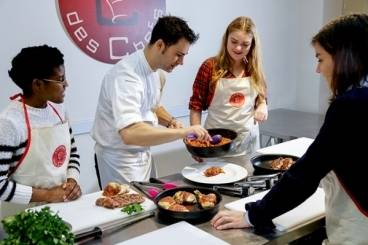 Cooking class - Spanish