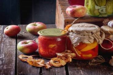 Cooking class - Jams, Pickles & Preserves
