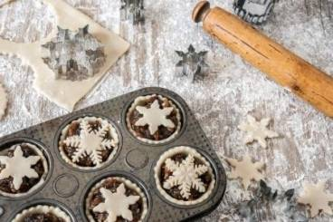 Cooking class - Christmas Baking