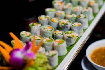 Cours de cuisine - 30 minute cooking class - Fresh summer rolls