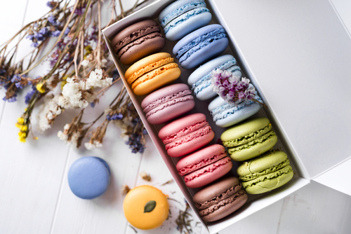 Cours de cuisine - 2 hour cooking class - Macaroons & Champagne Afternoon