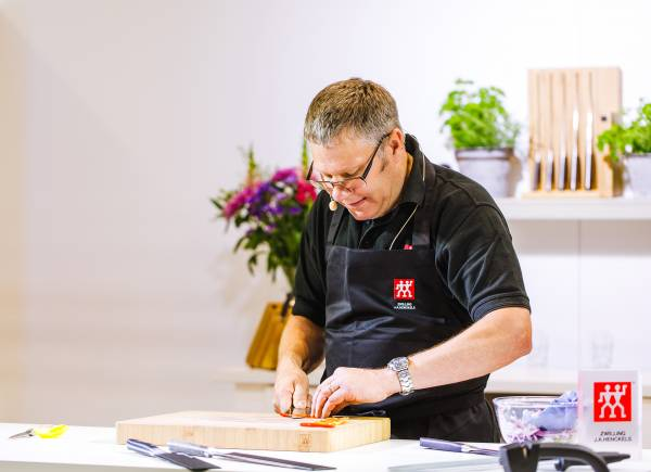 Cours de cuisine - 2 hour cooking class - 2H: Skills - Zwilling Knife