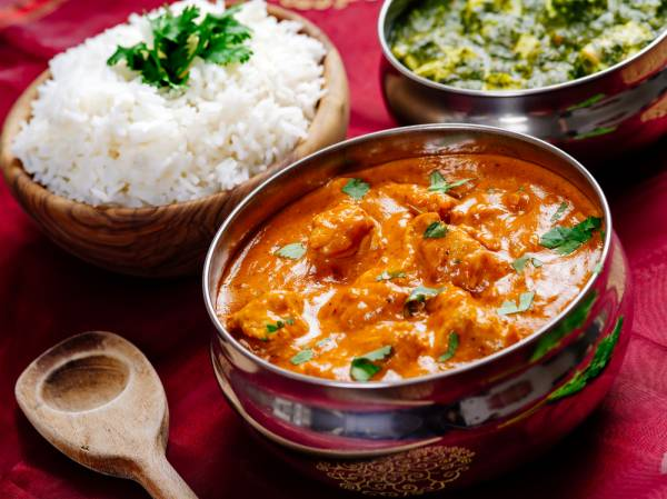 Cours de cuisine - 60 minute cooking class - 60 mn: Menu - Curry