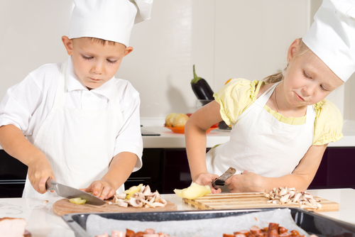 Cours de cuisine - 90 minute cooking class - 90 mn: Parents & Kids (6-13 yr old)
