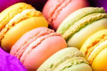 Cours de cuisine - 2 hour cooking class - 2H: Pastry - Macaroons