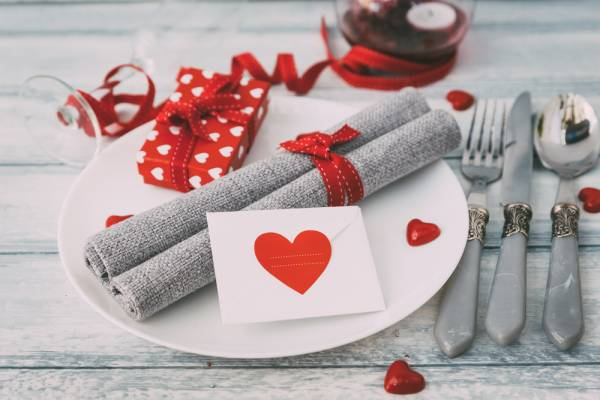 Cours de cuisine - 90 minute cooking class - 90mn: Valentine's day - Cook with your Valentine -