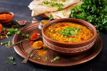 Cours de cuisine - 90 minute cooking class - 90 mn: Menu - Indian Vegetarian