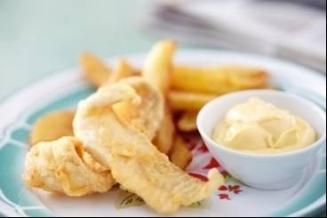 Cours en ligne : Fish and chips à la Guiness
