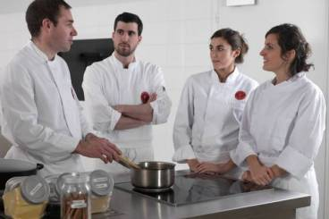Formation - Reconversion pro en cuisine