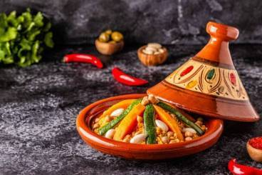 Cours de cuisine - 90 minute cooking class - 90 mn: Menu - Moroccan