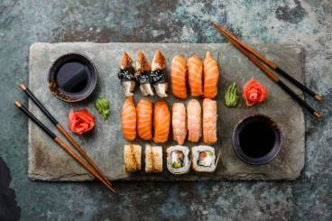 Cours de cuisine - 2 hour cooking class - 90 mn: Menu - Sushi