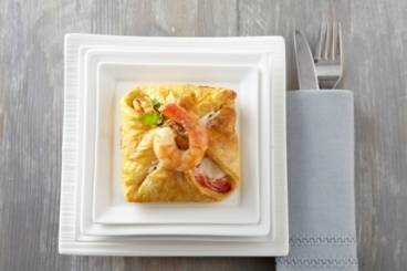 Seafood parcels Recipe