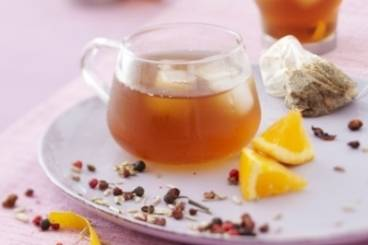 Spiced ice tea Recipe