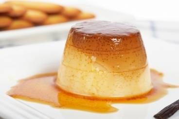 Orange crème caramel Recipe