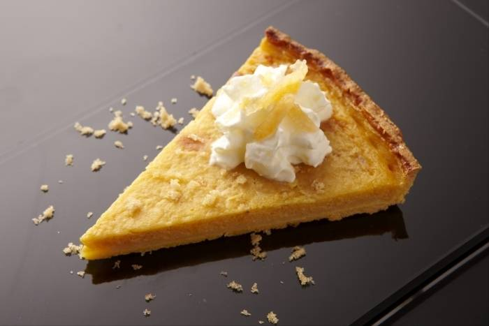 Pumpkin tart Recipe