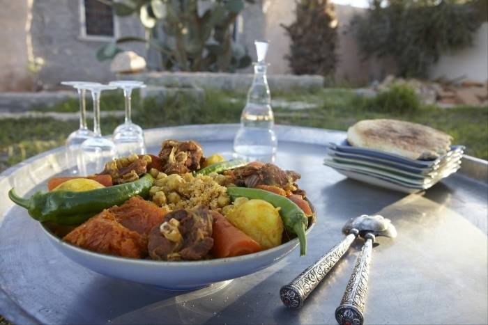 Recette de Couscous traditionnel tunisien