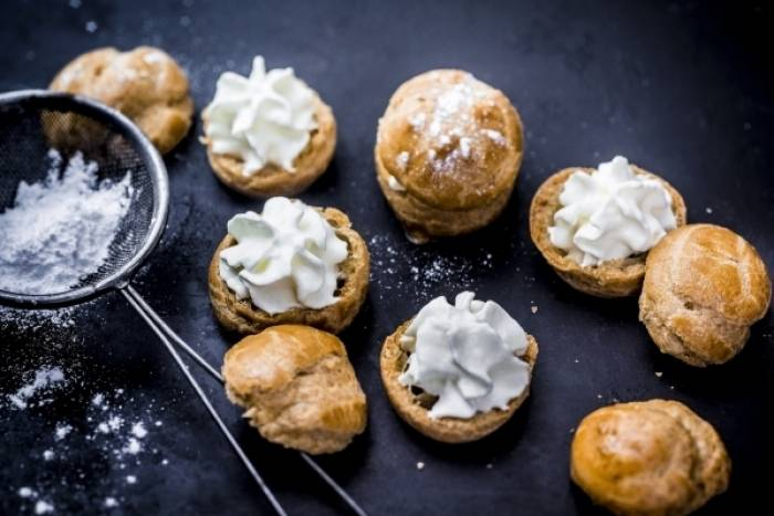 Choux pastry Recipe