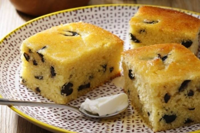 Recette Cake Yaourt Olives