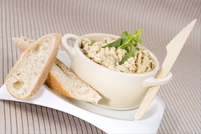 Smoked mackerel rillettes Recipe