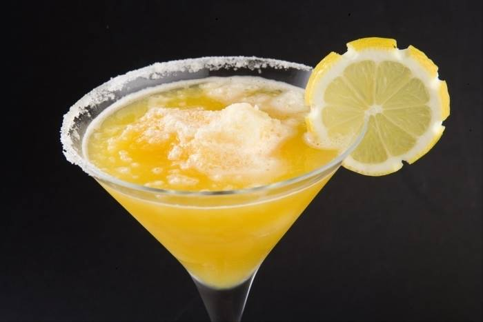 Recette de Cocktail Frozen Margarita