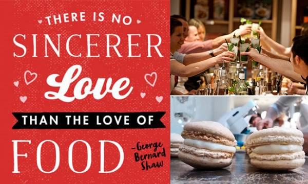 More information about : love cooking on valentine's, Sunday 14 February at St Paul's