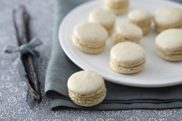 Cooking class theme Macaroons