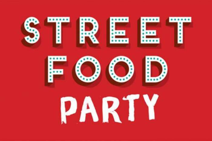 Cooking class theme Summer Street Food Party